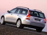 Images of Volvo V50 T5 ZA-spec 2005–07
