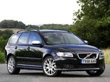 Images of Volvo V50 R-Design SE Sport 2008–09