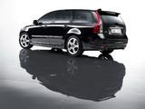 Images of Volvo V50 R-Design 2008–09