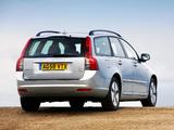 Images of Volvo V50 DRIVe UK-spec 2009