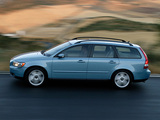 Photos of Volvo V50 2004–07