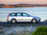 Photos of Volvo V50 T5 2007–09