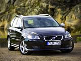 Photos of Volvo V50 R-Design 2008–09