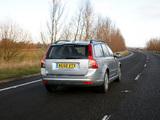 Photos of Volvo V50 DRIVe UK-spec 2009