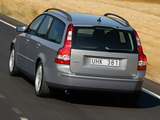 Pictures of Volvo V50 2004–07