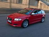 Pictures of Volvo V50 R-Design 2010–12