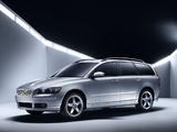 Volvo V50 2004–07 images