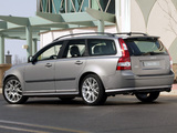 Volvo V50 T5 2005–07 photos