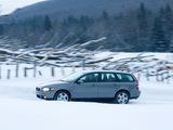 Volvo V50 T5 US-spec 2005–07 pictures