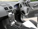 Volvo V50 R-Design SE Sport 2008–09 pictures