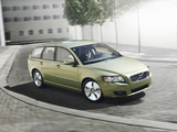 Volvo V50 DRIVe 2009 wallpapers