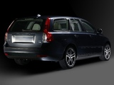 Volvo V50 Polar 2009 wallpapers