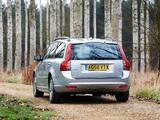 Volvo V50 DRIVe UK-spec 2009 wallpapers