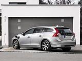 Images of Volvo V60 D6 Plug-In Hybrid 2012–13