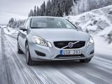 Photos of Volvo V60 D6 Plug-In Hybrid 2012–13