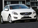 Pictures of Volvo V60 T5 AU-spec 2011–13