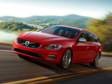 Pictures of Volvo V60 R-Design 2013