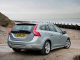 Volvo V60 D3 UK-spec 2010 pictures