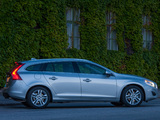 Volvo V60 T5 2010–13 wallpapers