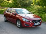 Volvo V60 T3 2010–13 wallpapers