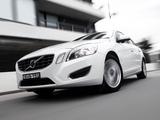 Volvo V60 T5 AU-spec 2011–13 photos