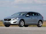 Volvo V60 DRIVe UK-spec 2011–13 photos