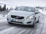 Volvo V60 D6 Plug-In Hybrid 2012–13 photos