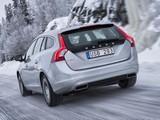 Volvo V60 D6 Plug-In Hybrid 2012–13 wallpapers
