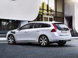 Volvo V60 D6 Plug-In Hybrid 2013 pictures