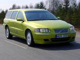 Images of Volvo V70 Multi-Fuel 2006