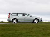 Images of Volvo V70 UK-spec 2007–09
