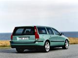 Photos of Volvo V70 R 2000–05