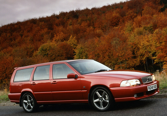 Volvo V70 R Uk Spec 1997 2000 Wallpapers