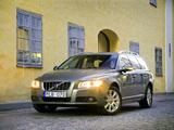 Volvo V70 2007–09 images