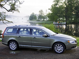 Volvo V70 2007–09 wallpapers