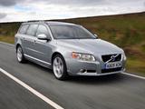 Volvo V70 R-Design UK-spec 2009–11 images