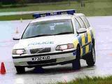 Volvo V70 Police 2000–05 wallpapers