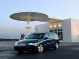 Volvo V70 T5 2005–07 wallpapers