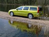 Volvo V70 Multi-Fuel 2006 wallpapers