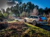 Volvo V90 D4 Cross Country UK-spec 2017 wallpapers