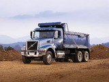 Volvo VHD Tipper 2000 images