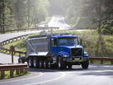 Volvo VHD Tipper 2000 wallpapers