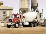 Volvo VHD Mixer 2000 wallpapers