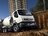 Photos of Volvo VM23 6x4 Mixer 2010