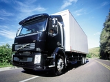 Pictures of Volvo VM 6x4 2003