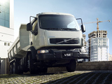 Volvo VM23 6x4 Tipper 2010 photos