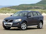 Images of Volvo XC60 DRIVe Efficiency UK-spec 2009–13