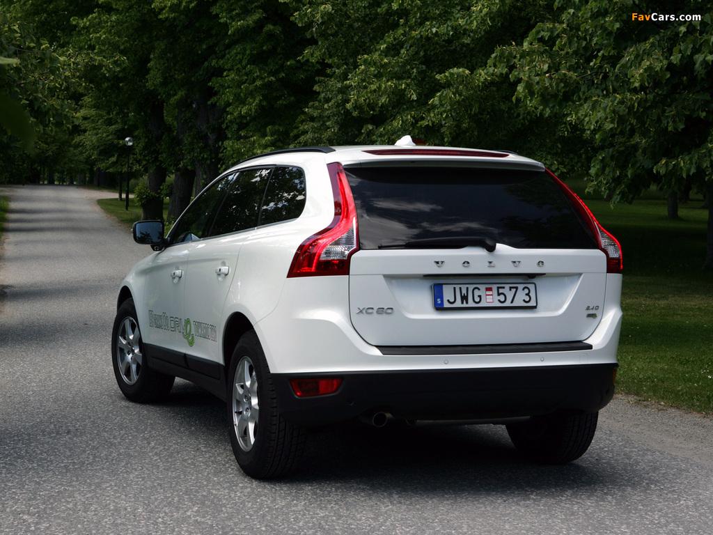 Photos of Volvo XC60 DRIVe Efficiency 2009 (1024 x 768)