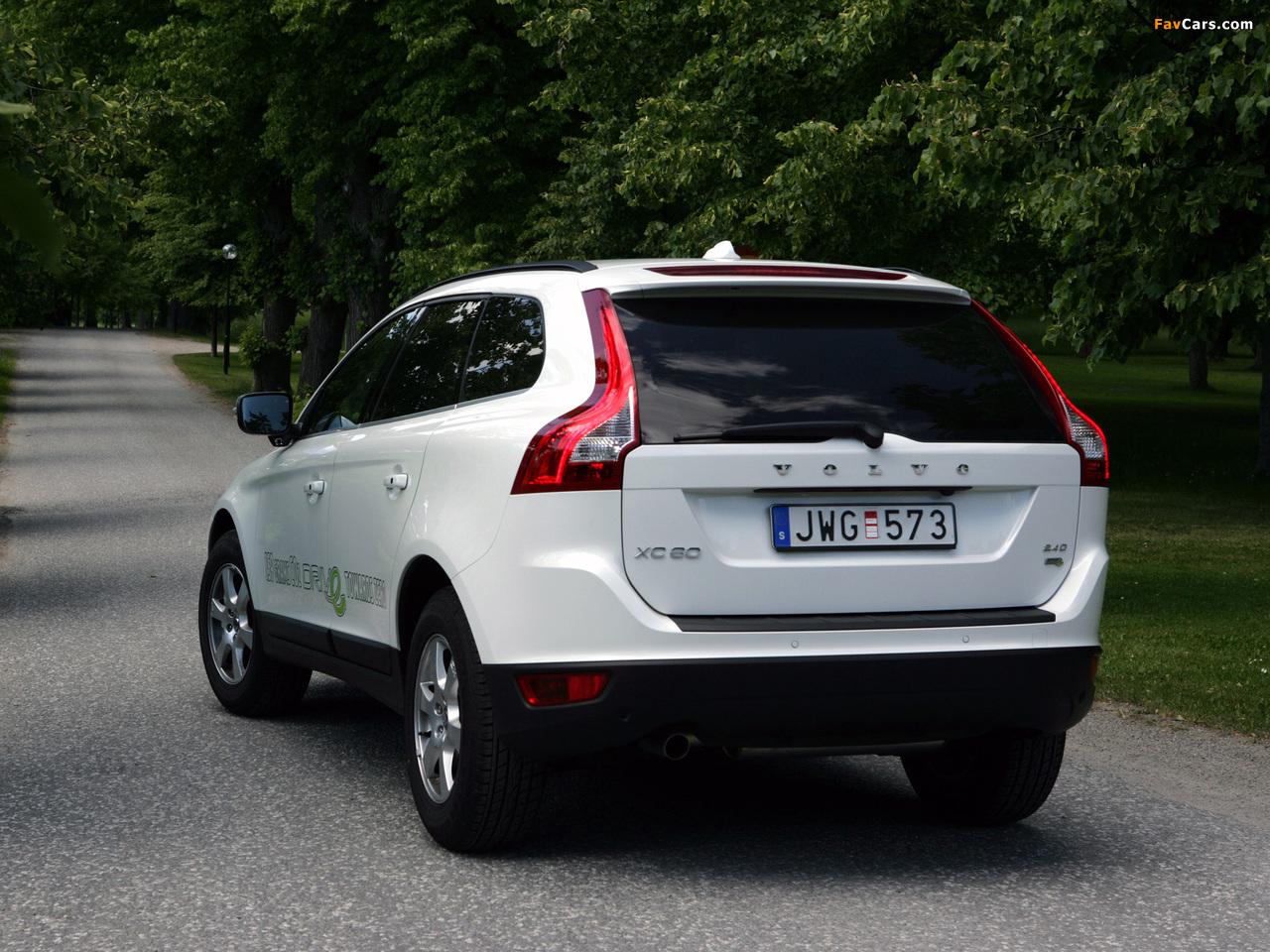 Photos of Volvo XC60 DRIVe Efficiency 2009 (1280 x 960)