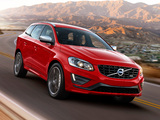 Photos of Volvo XC60 R-Design 2013